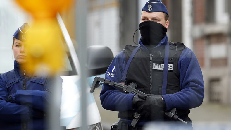 Machete-wielding man causes evacuation in Liege, Belgium