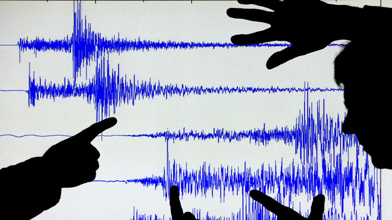 Shelling? Rare earthquake shakes E. Ukraine, felt as far as Russian border