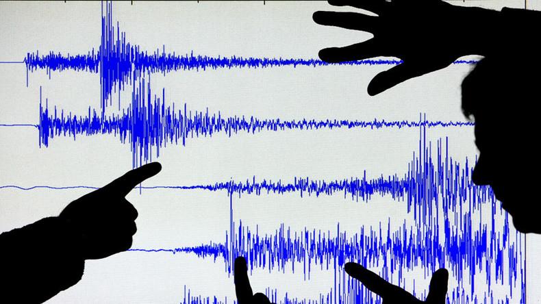 Shelling? Rare earthquake shakes E. Ukraine, felt as far as Russian border