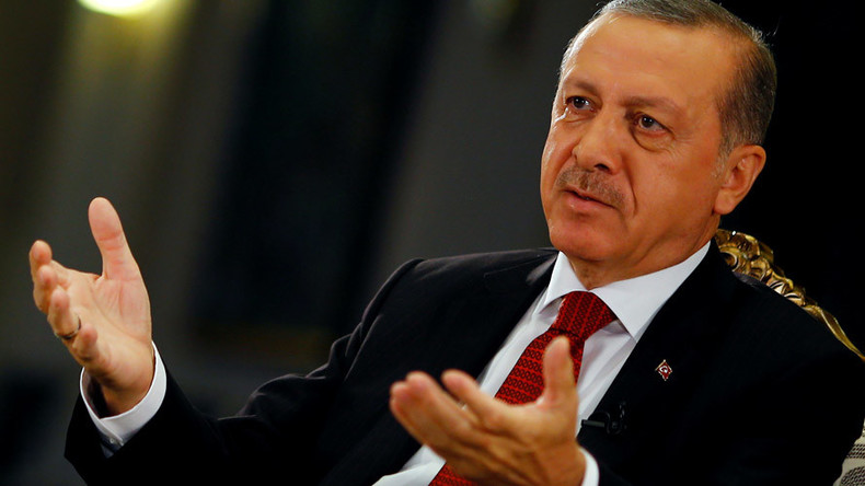 Erdogan says talks with 'friend' Putin to start new page in Russia-Turkey relations