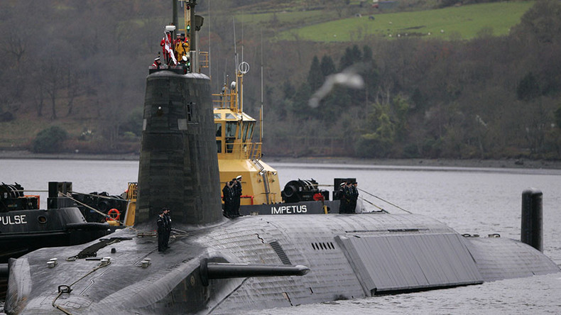 Trident nuke renewal plan blown out the water by govt's own watchdog