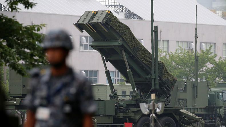 Japan's military on alert to intercept N. Korean missiles – report