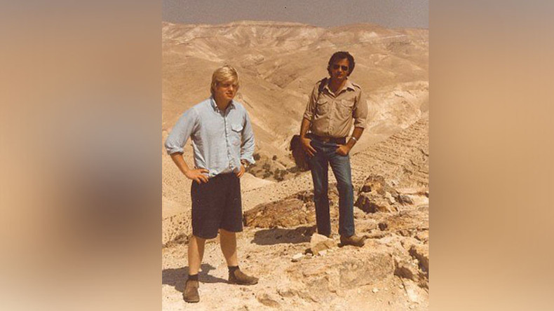 Boris the farmer: UK foreign secretary's sister reveals his quiet past as Kibbutz volunteer