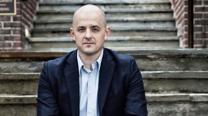 Never elected, ex-CIA & Goldman Sachs: Meet Evan McMullin, the 'Never Trump' 3rd-party candidate