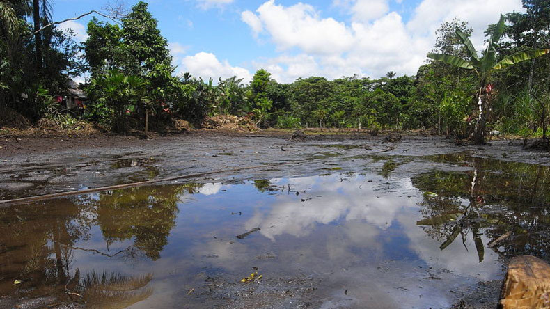 Court rules for Chevron against Ecuadorians in $9bn rainforest damage case
