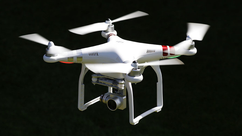 1st-ever civilian drone death? Woman killed in police pursuit after UAV spotted over prison