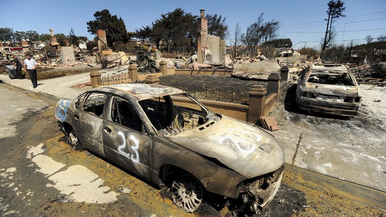CA utility guilty of 6 federal charges from 2010 gas pipeline blast