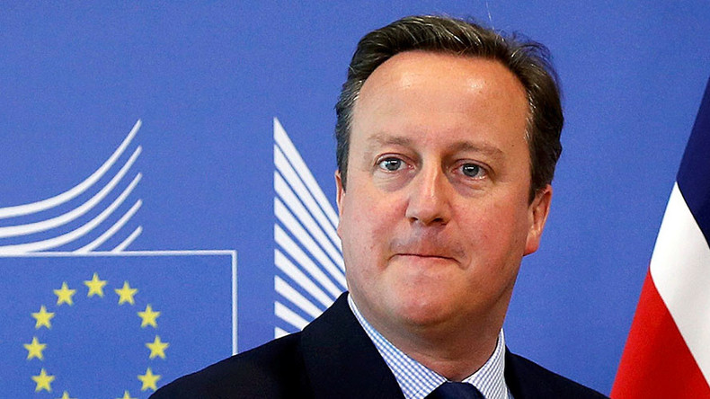 Cameron's 'cronyism' could cost Eton pal top diplomatic job in Paris