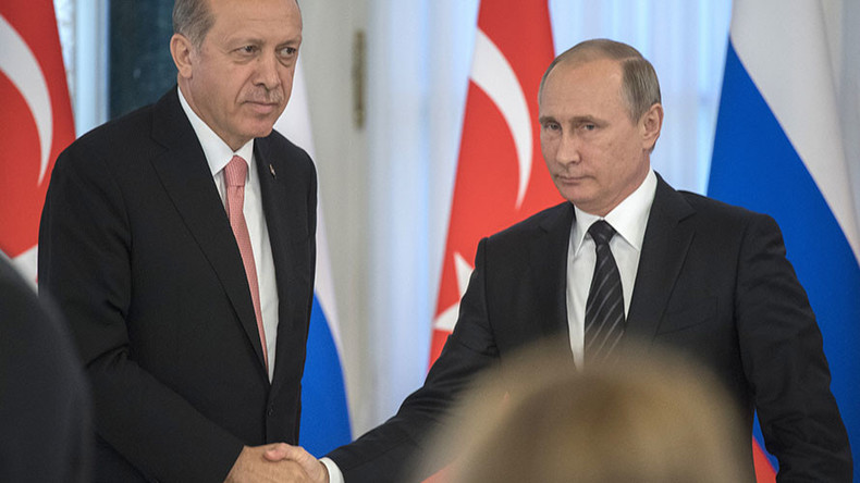 'Turkey gave up EU membership hope, seeking other partners'