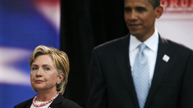 That time in 2008 when Hillary Clinton said Obama might be assassinated (VIDEO)