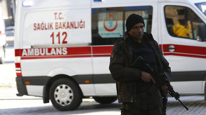 At least 9 dead, dozens injured in coordinated Turkey blasts