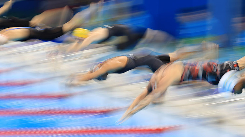 Olympic swimming under scrutiny over 'falsified entry times'