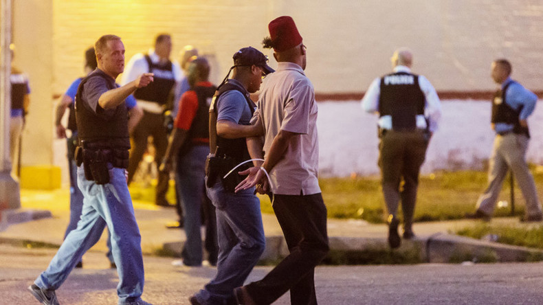 Ferguson protesters sue city alleging violation of rights, malicious prosecution