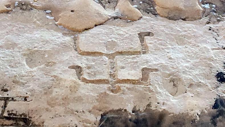400yo rock art discovered on Hawaii beach (VIDEO, PHOTOS)