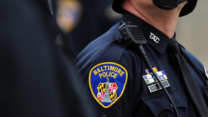 Baltimore police officers fired in response to DoJ report