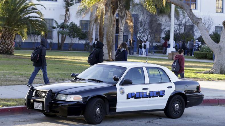 LA police shot 14yo boy, said he 'had a gun'