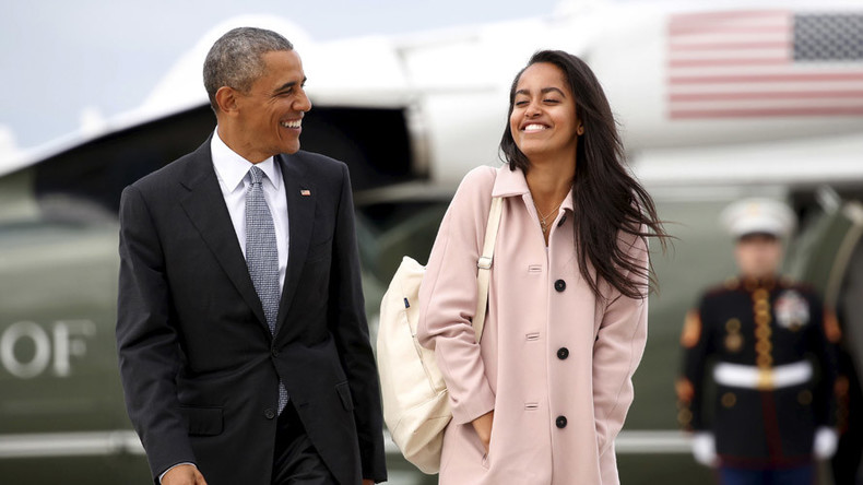 'Let her live': Twitter reacts to Malia Obama's apparent weed smoking