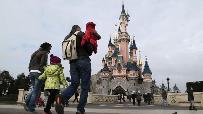 Disney revenues in Europe slump following terrorist attacks