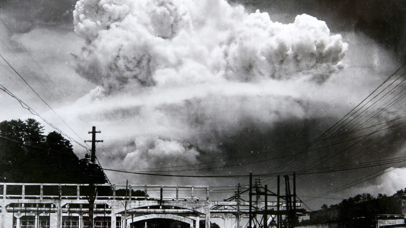 Nuclear blasts that shaped history – astonishing videos