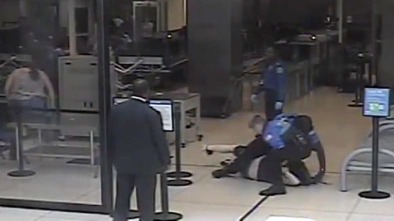 Video released of disabled cancer patient being violently arrested by Memphis airport police
