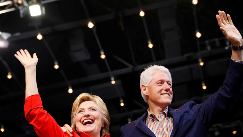 5 times when the Clintons escaped federal charges