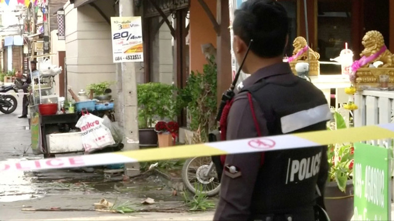 New bomb attacks kill at least 4 in Thailand, reports of many injured