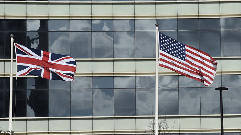 Fruits of 'special relationship': Britain spends $449bn to support 1mn US jobs