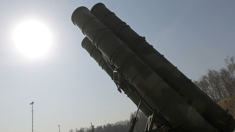 Russian military in Crimea get advanced S-400 missile defense system, same as deployed in Syria