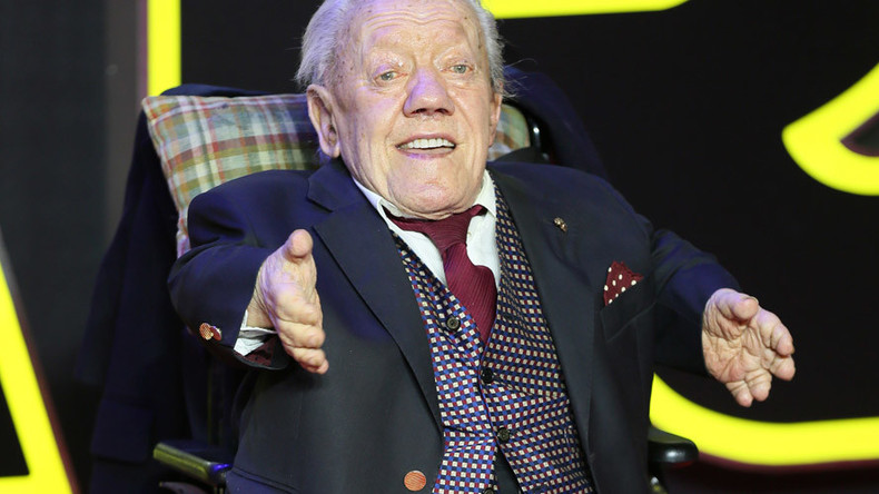 Farewell, R2D2: Tributes pour in after death of Star Wars actor Kenny Baker