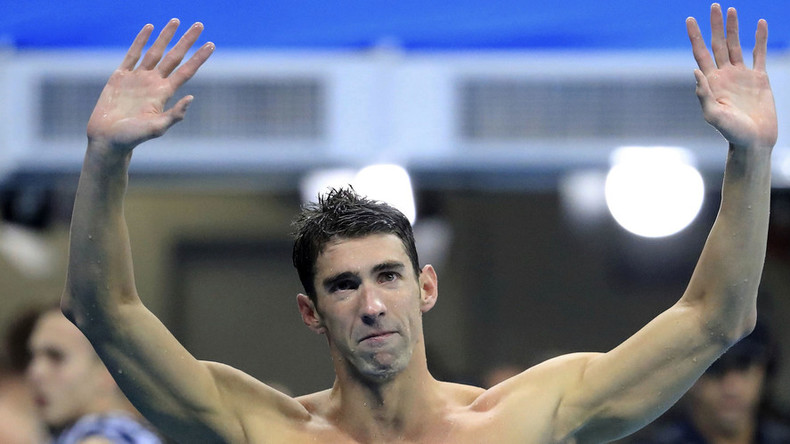Michael Phelps retires after claiming 23rd Olympic gold medal