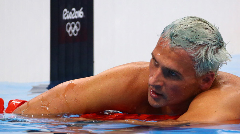 'Shaken up' Lochte and 3 other US Olympians 'held up at gunpoint and robbed' in Rio