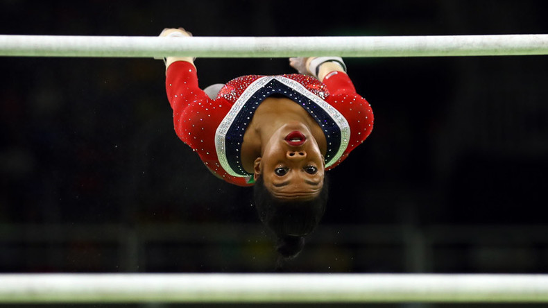 'What did she ever do to anyone?' Gabby Douglas's mum hits out at bullies as gymnast fails to medal