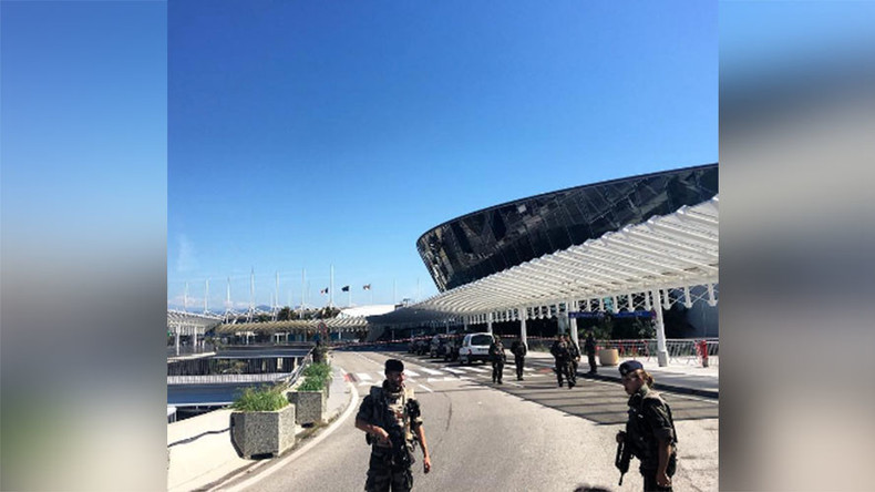 Terminal at Nice airport briefly evacuated over suspicious luggage - reports