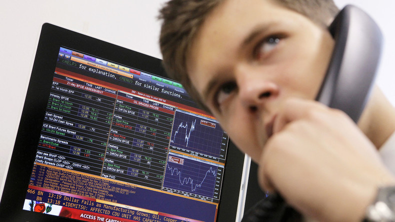 Russian stock market reaches historic high