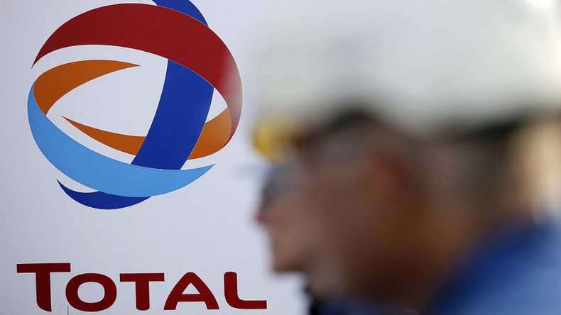 France's Total reportedly slashes 70% of Russian workforce