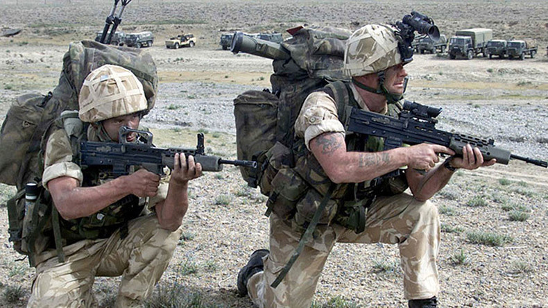 'Psychopathic' special forces soldiers mixed with criminals & sold ammunition, claims veteran