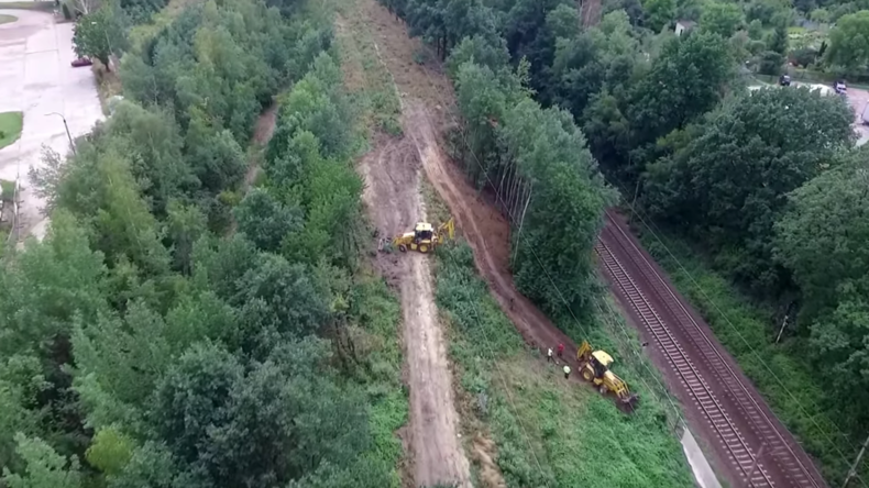 Nazi gold train could be discovered this week as researchers get ready to dig