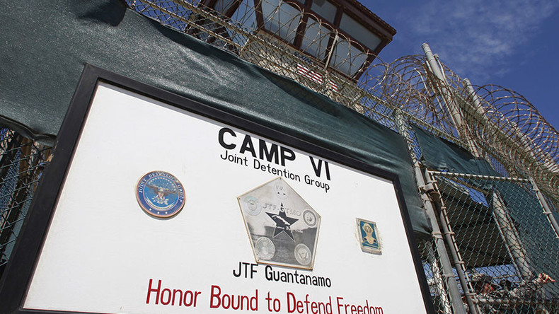 Shrinking Gitmo: 15 prisoners transferred in largest Obama-era release