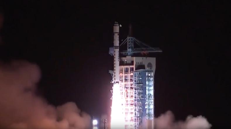 Hack-proof? China launches world's 1st quantum communications satellite