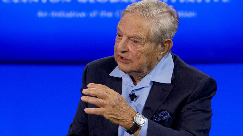 Billionaire Soros doubles bet against US stocks