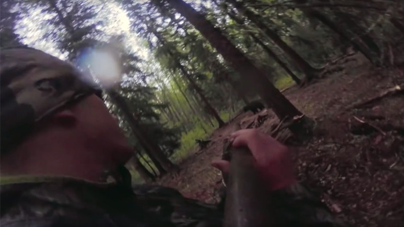 Killing bears with spears to be banned in Alberta, Canada, thanks to graphic GoPro video