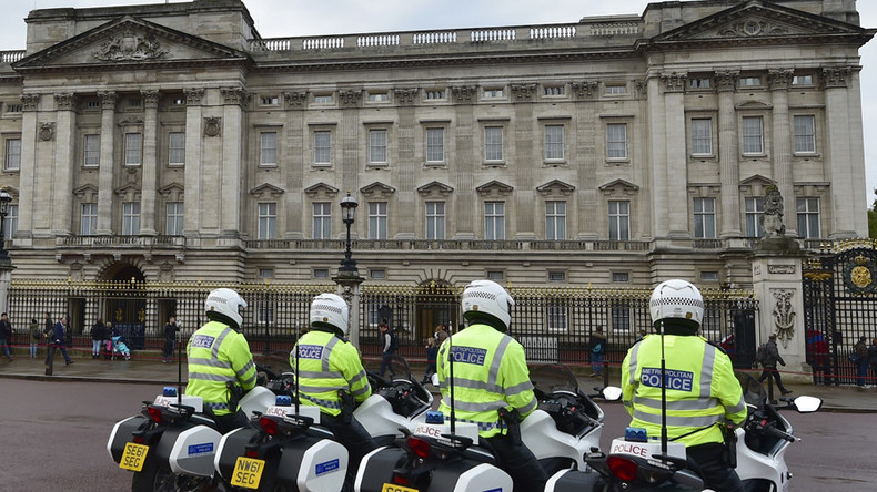 Knife-wielding student tries to break into Buckingham Palace 'to kill the Queen'