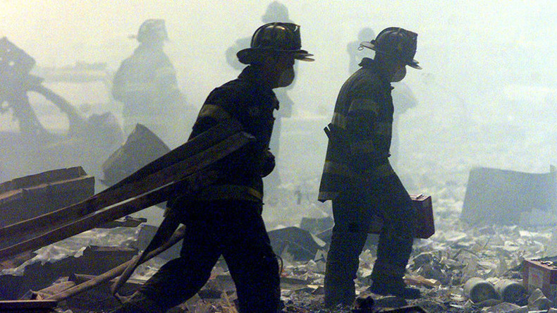Cancers linked to 9/11 grow exponentially as 15th anniversary looms