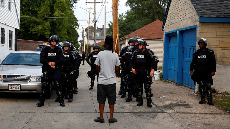 'Beyond property damage': Milwaukee curfew, calls for restraint bring calmer night (VIDEO)