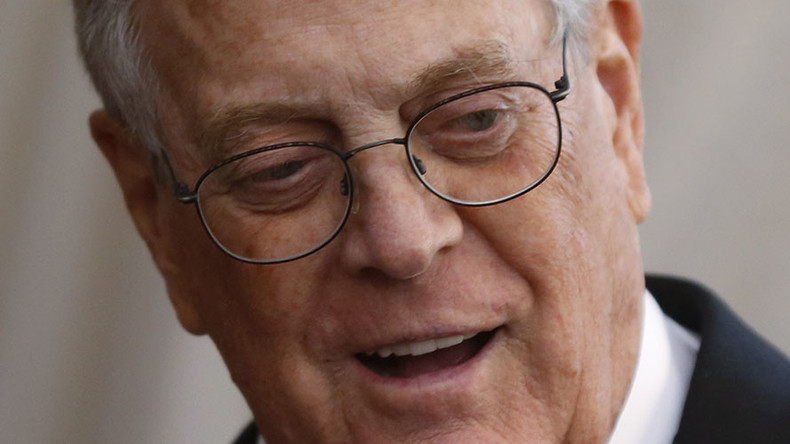 'Aggressive' Koch-related campaign hits South Dakota over donor secrecy initiative – report