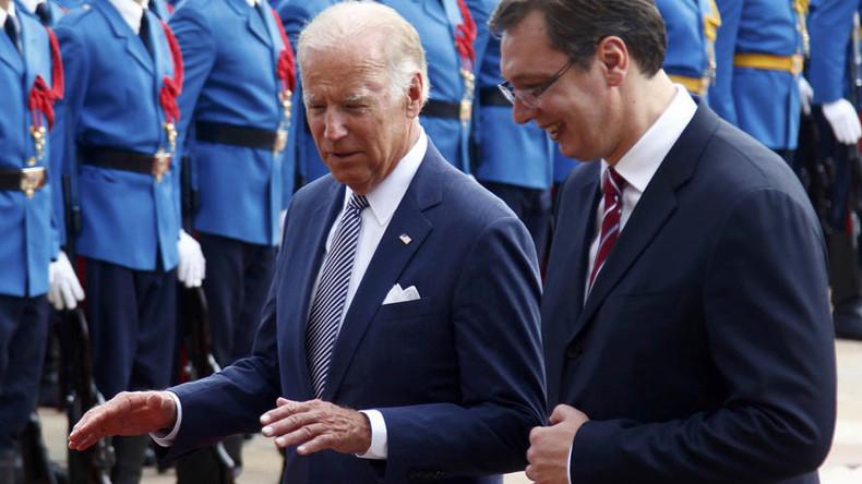 'Biden praising Serbia's European path – worrying development'