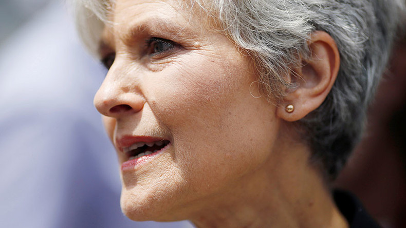 Ain't no party like a Green Party: Jill Stein answers questions in town hall