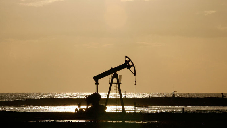 Oil surges above $50 for first time since July