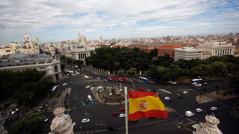 Spain's national debt reaches highest level in over century