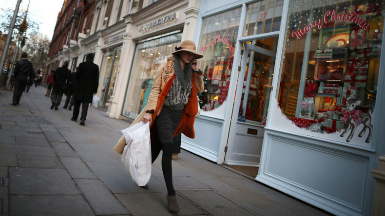 British shoppers shrug off Brexit doubts as retail sales smash expectations